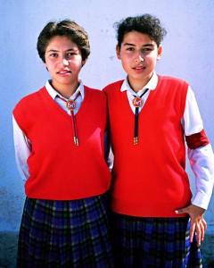 Gymnasiastinnen aus Mugla