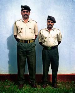 Offiziere der Sri-Lankischen Armee