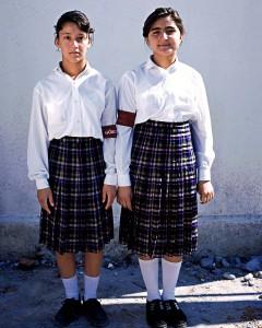 Klassensprecherinnen aus Mugla