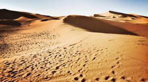 Sahara in Morocco